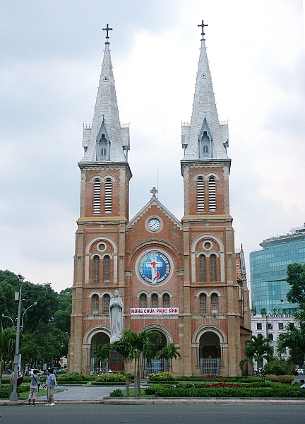Vietnam Cathedral